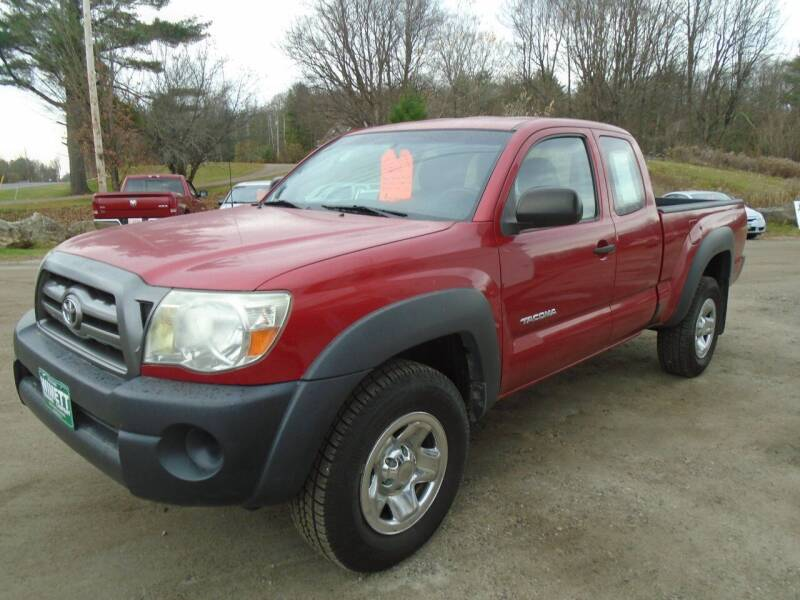 2010 Toyota Tacoma for sale at Wimett Trading Company in Leicester VT