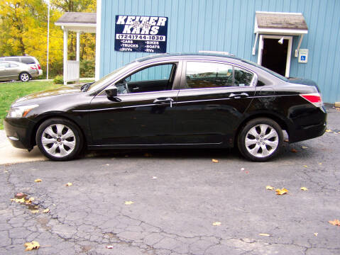 2009 Honda Accord for sale at Keiter Kars in Trafford PA