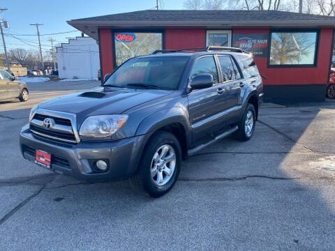 2006 Toyota 4Runner for sale at Big Red Auto Sales in Papillion NE