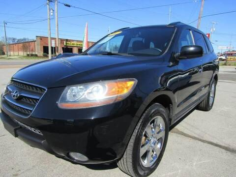 2007 Hyundai Santa Fe for sale at A & A IMPORTS OF TN in Madison TN