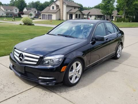 2011 Mercedes-Benz C-Class for sale at Country Auto Sales in Boardman OH