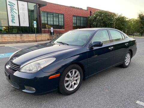 2004 Lexus ES 330 for sale at Auto Wholesalers Of Rockville in Rockville MD