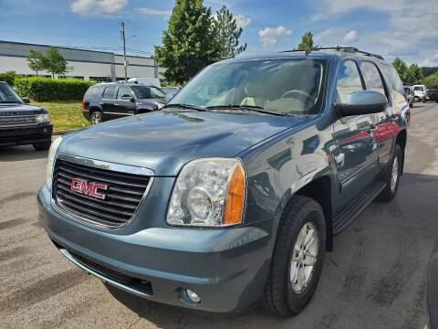 2010 GMC Yukon for sale at M & M Auto Brokers in Chantilly VA