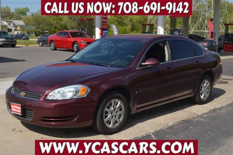 2007 Chevrolet Impala for sale at Your Choice Autos - Crestwood in Crestwood IL