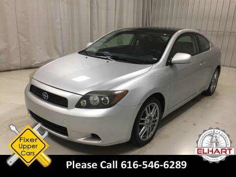 2008 Scion tC for sale at Elhart Automotive Campus in Holland MI