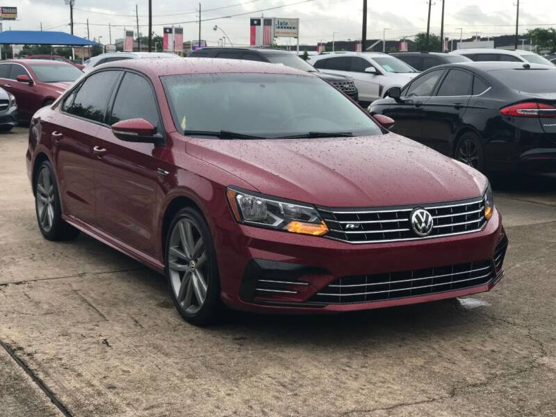 2018 Volkswagen Passat for sale at Discount Auto Company in Houston TX