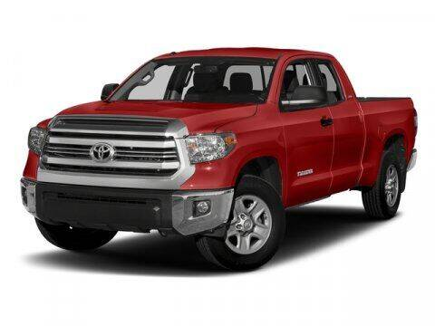 2017 Toyota Tundra for sale at Stephen Wade Pre-Owned Supercenter in Saint George UT