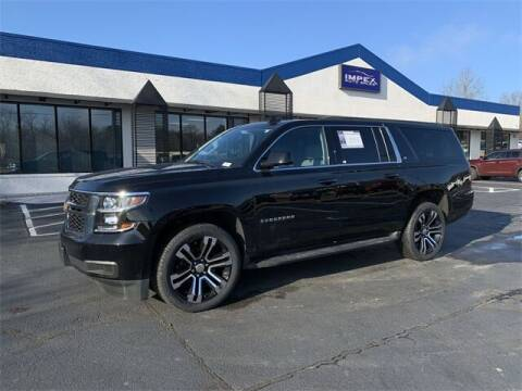 2020 Chevrolet Suburban for sale at Impex Auto Sales in Greensboro NC