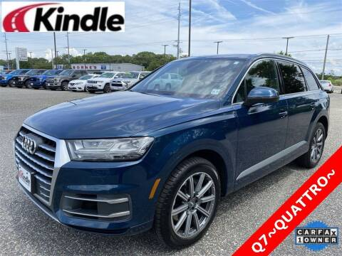 2019 Audi Q7 for sale at Kindle Auto Plaza in Middle Township NJ