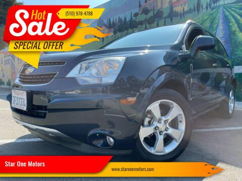 2014 Chevrolet Captiva Sport for sale at Star One Motors in Hayward CA