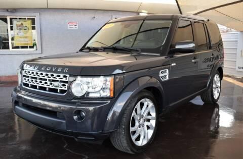 2013 Land Rover LR4 for sale at 1st Class Motors in Phoenix AZ