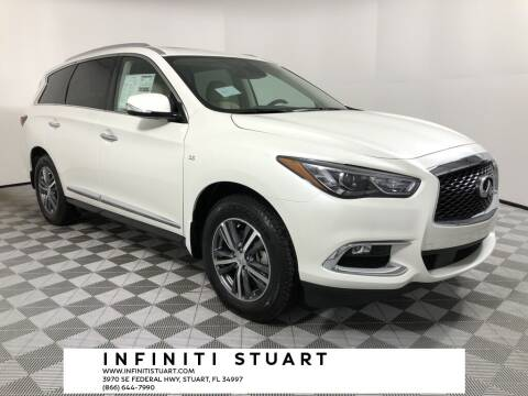 2020 Infiniti QX60 for sale at Infiniti Stuart in Stuart FL