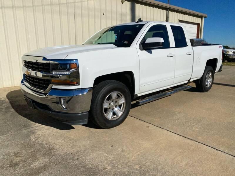 2018 Chevrolet Silverado 1500 for sale at Freeman Motor Company in Lawrenceville VA