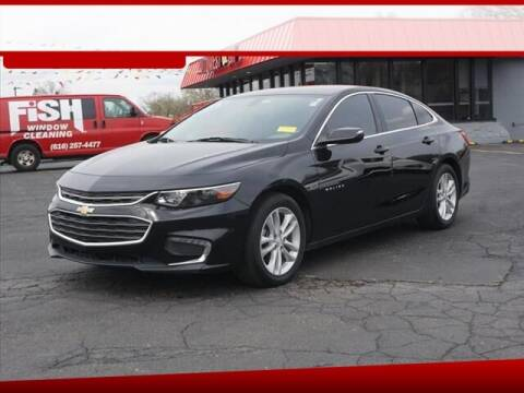 2016 Chevrolet Malibu for sale at Autowest of GR in Grand Rapids MI