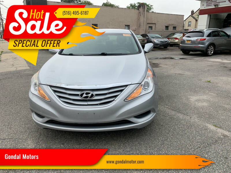 2012 Hyundai Sonata for sale at Gondal Motors in West Hempstead NY