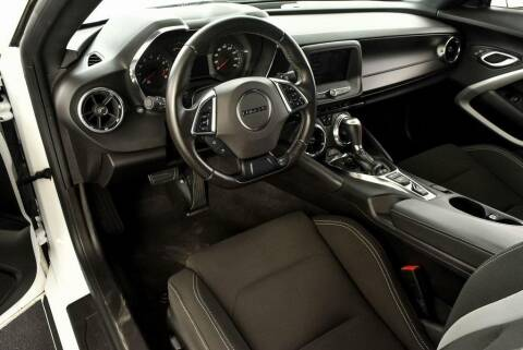 2019 Chevrolet Camaro for sale at CU Carfinders in Norcross GA