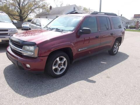 2004 Chevrolet TrailBlazer EXT for sale at Jenison Auto Sales in Jenison MI