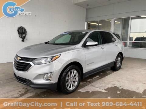 2019 Chevrolet Equinox for sale at GRAFF CHEVROLET BAY CITY in Bay City MI