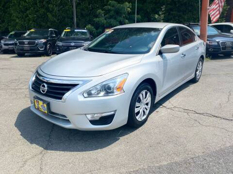 2015 Nissan Altima for sale at Bloomingdale Auto Group in Bloomingdale NJ