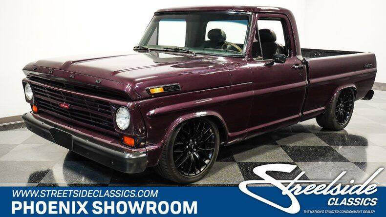 1969 Ford F-100 for sale in Mesa, AZ