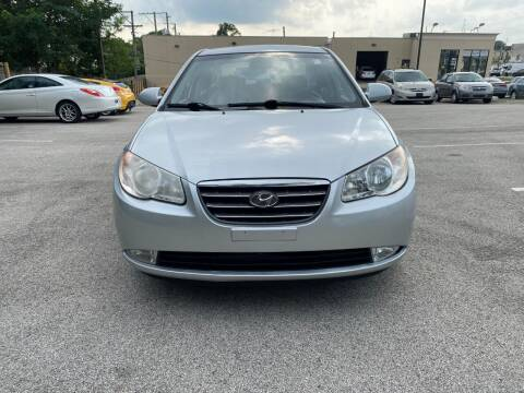 2008 Hyundai Elantra for sale at Platinum Cars Exchange in Downers Grove IL