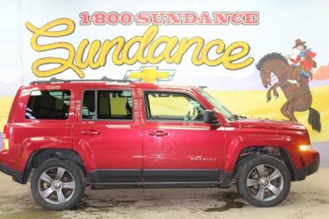 2015 Jeep Patriot for sale at Sundance Chevrolet in Grand Ledge MI