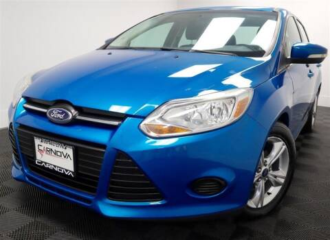 2014 Ford Focus for sale at CarNova in Stafford VA