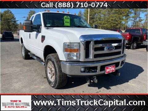2008 Ford F-350 Super Duty for sale at TTC AUTO OUTLET/TIM'S TRUCK CAPITAL & AUTO SALES INC ANNEX in Epsom NH