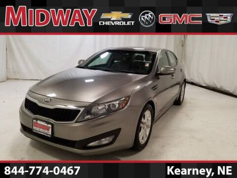 2013 Kia Optima for sale at Midway Auto Outlet in Kearney NE