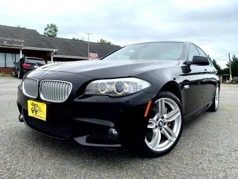 2011 BMW 5 Series for sale at Z Auto in Ruckersville VA