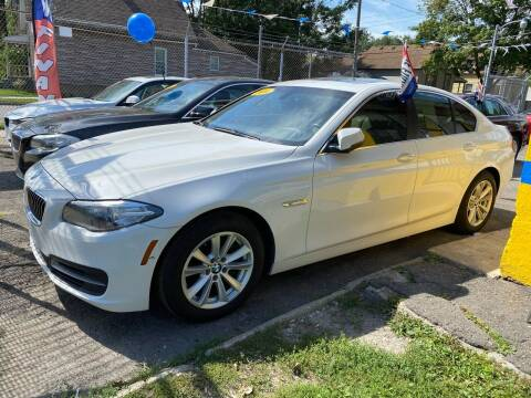 2014 BMW 5 Series for sale at C & M Auto Sales in Detroit MI