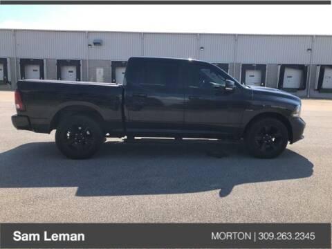 2016 RAM Ram Pickup 1500 for sale at Sam Leman CDJRF Morton in Morton IL