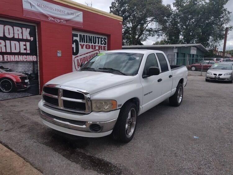 2005 Dodge Ram Pickup 1500 for sale at Memphis Finest Auto, LLC in Memphis TN