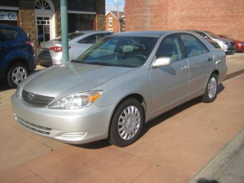 2002 Toyota Camry for sale at Theis Motor Company in Reading OH