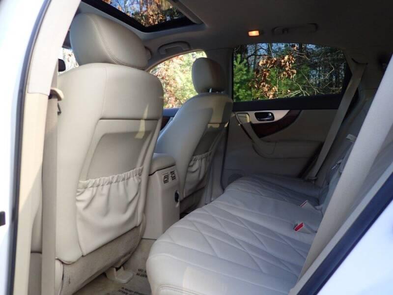 2010 Infiniti FX50 AWD 4dr SUV - Storrs CT