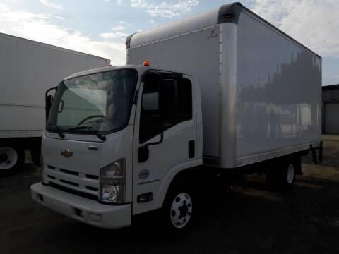2017 Chevrolet C4500 for sale at DOABA Motors - Box Truck in San Jose CA
