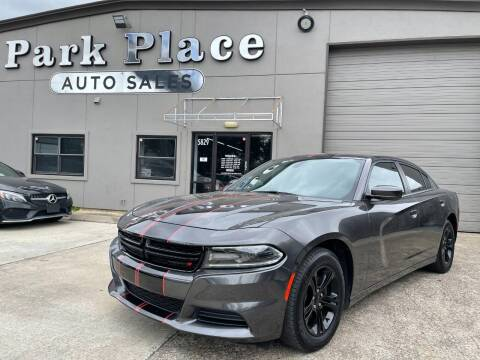 2019 Dodge Charger for sale at PARK PLACE AUTO SALES in Houston TX