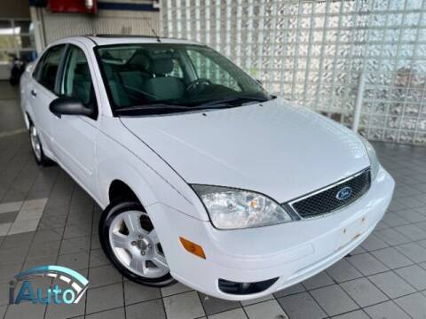 2007 Ford Focus for sale at iAuto in Cincinnati OH