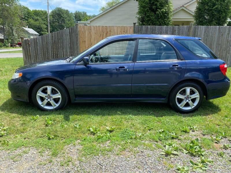 2005 Saab 9-2X for sale at ALL Motor Cars LTD in Tillson NY