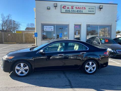 2011 Acura TSX for sale at C & S SALES in Belton MO
