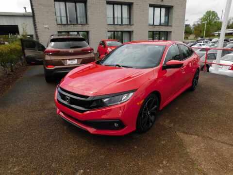 2019 Honda Civic for sale at Paniagua Auto Mall in Dalton GA