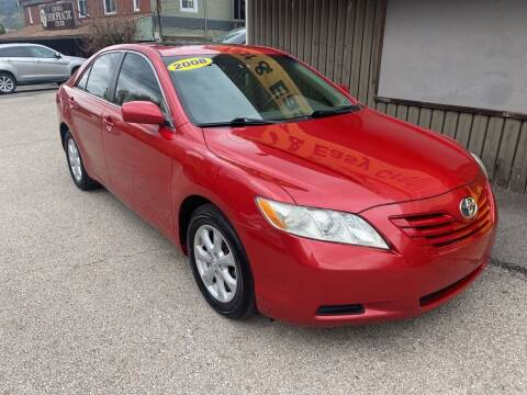 2008 Toyota Camry for sale at Worldwide Auto Group LLC in Monroeville PA
