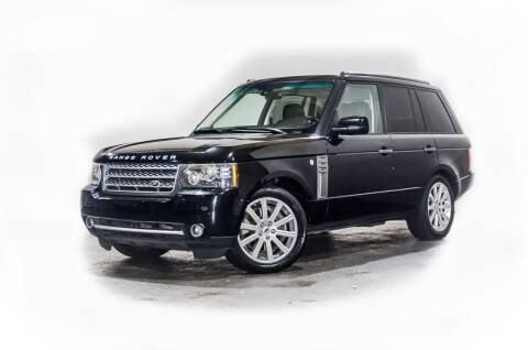 2011 Land Rover Range Rover for sale at CarXoom in Marietta GA