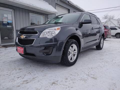 2011 Chevrolet Equinox for sale at Habhab's Auto Sports & Imports in Cedar Rapids IA