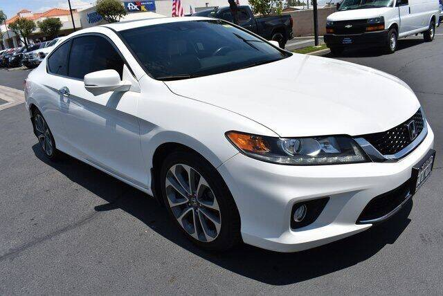 2014 Honda Accord for sale at DIAMOND VALLEY HONDA in Hemet CA
