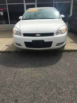 2008 Chevrolet Impala for sale at Advantage Motors in Newport News VA