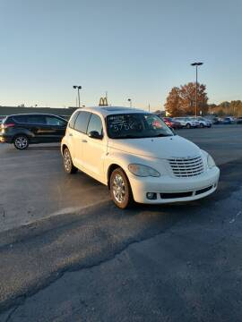 2009 Chrysler PT Cruiser for sale at McCully's Automotive - Under $10,000 in Benton KY