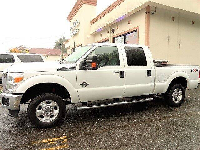 2011 Ford F-250 Super Duty for sale at Econo Auto Sales Inc in Raleigh NC
