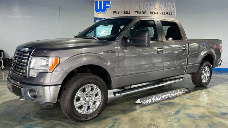 2011 Ford F-150 for sale at Wes Financial Auto in Dearborn Heights MI