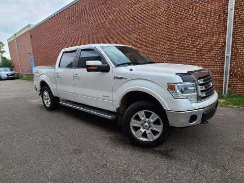 2013 Ford F-150 for sale at Minnesota Auto Sales in Golden Valley MN